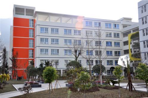 四川省广元市外国语学校图片