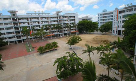 海南省儋州市第三中学图片
