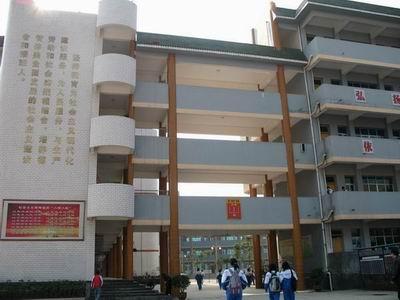 贵州省铜仁印江民族中学图片