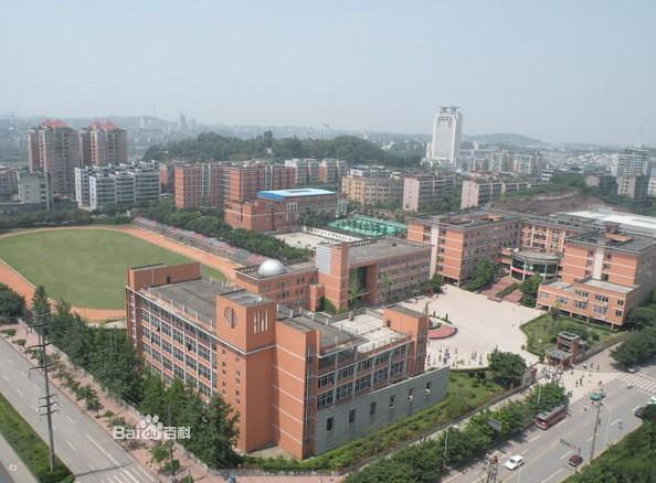 四川省内江第六中学