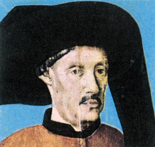 亨利王子_高中历史图片素材:葡萄牙的亨利王子