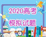 2020高考模拟试题